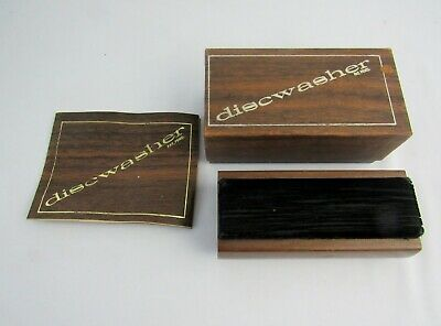 """DISCWASHER Vinyl Record Cleaning Brush 5"""""""