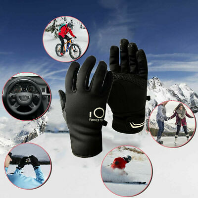 Winter Gloves Men Women Waterproof Windproof Touch Screen Outdoor Sport Driving
