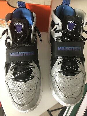 393b94a5d839 Nike Huarache Free Shield Megatron Trainer Sz 9 Calvin Johnson Cj81  596632-004