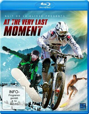 At the very last Moment [Blu-ray] [Blu-ray] [2012]