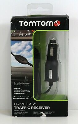 TomTom Drive Easy Traffic Receiver + Phone Charger CLA - TMC