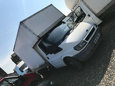 Ford Transit T350 2002 90 Bhp 240  Luton  Van With Tail Lift ** 28 Day Warranty*