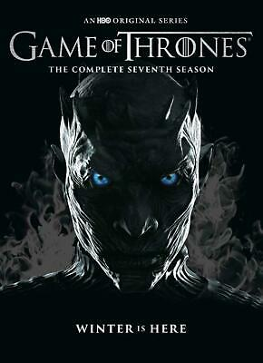 game of thrones seasons 4,5, 6,7(Conquest & Rebellion Included) DVD 20 discs