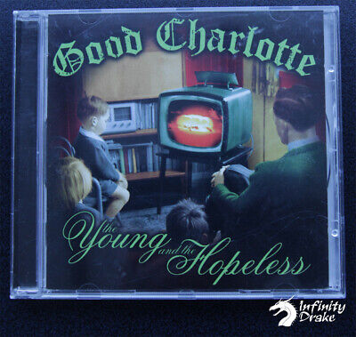 Good Charlotte - The Young And The Hopeless CD album