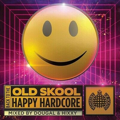 Various Artists - Back To The Old Skool Happy Hardcore / Various [New CD] UK - I