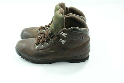 d9815ed3e04 NEW TIMBERLAND EURO Hiker Brown Size 9 - $75.00 | PicClick
