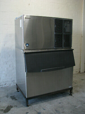 Large Ice Maker Machine - Hoshizaki