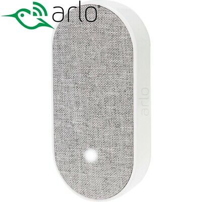 Netgear Arlo Smart Chime Wire Free Doorbell Motion Sound Alters Home Security