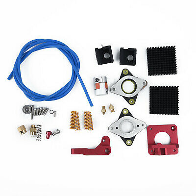 3 Extruder Upgrade Kit+4X Leveling Groove+5X 0.4mm Nozzle For Creality Ender 5