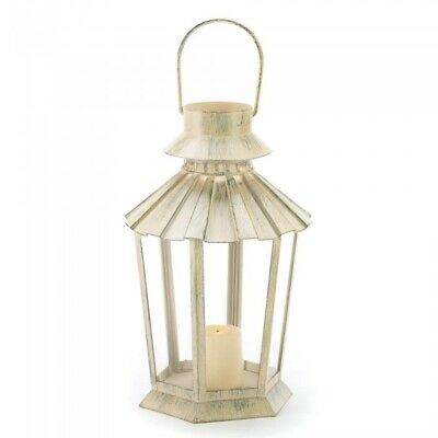 Candles For Lanterns, Antique Wrought Iron Lantern Candle Holder