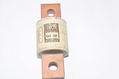NEW Bussmann Part: KAX-500 Rectifier Fuse