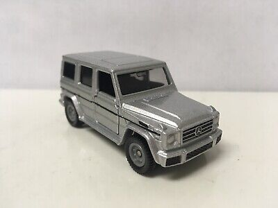 1990-2018 Mercedes G-class Wagon Collectible 1/64 Scale Diecast Diorama Model