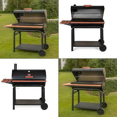 outlaw charcoal grill | grates adjustable cast iron bbq cooking griller inch new