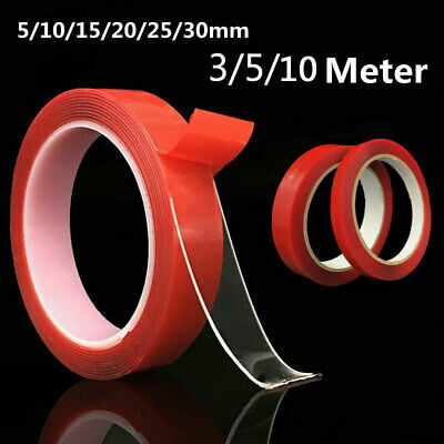 3M VHB 4229P Acrylic Foam Adhesive Mounting Tape Double Sided Tape 5/10M 5-30mm