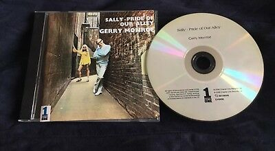 Gerry Monroe Cd Sally Pride In Our Alley
