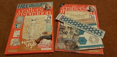 Crafters Companion, Crafters Inspiration Magazine Issue 10