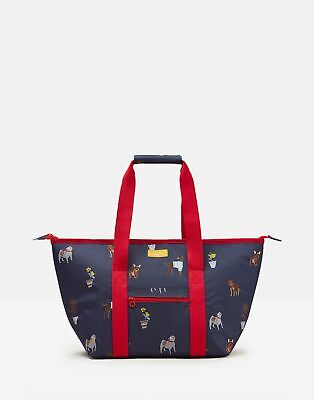 Joules  Picnic Carrier Bag Printed And Fully Insulated ONE in  in One Size