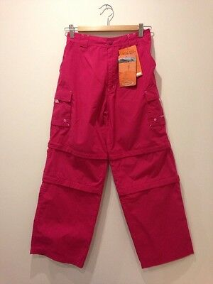 Mountain Life Pink Trousers Double Active BNWT 11/12 Yrs - <E4036