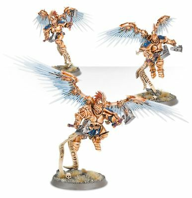 Prosecutors - New On Sprue Out Of Production Age Of Sigmar Stormcast Eternals