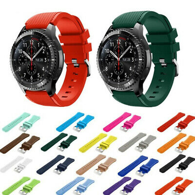 For Samsung Galaxy Watch 46mm Replacement Wrist Strap Band Bracelet Accessory