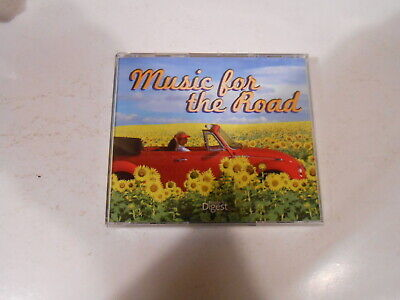 Music For The Road-5 Cd Set-New-Readers Digest-Australia-Vanity Fare-Fleetwoods