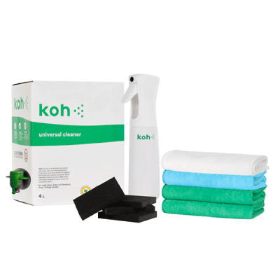 Koh Cleaner Oven Car Bbq Shower Carpet 4L High Quality Perfect For Allery Eco+