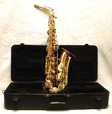Prestini Alto Saxophone in Reasonably Good Condition - Make an Offer!