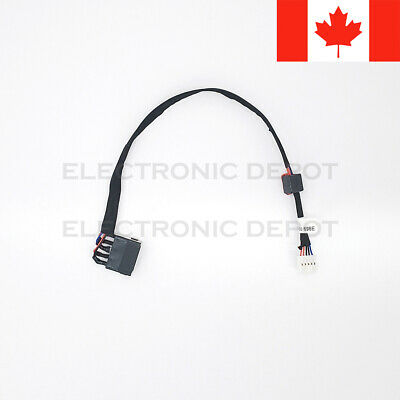 New Lenovo DC Jack Cable for Yoga Y50-70 Y50-75 Y50-80 Y50P-70 DC30100RB00