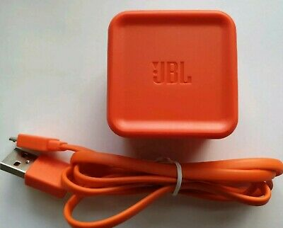Authentic OEM JBL Flip 2 3 4 Speaker Power AC ADAPTER & CABLE SET *USA*