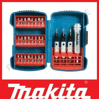 Makita P-70552 28 Piece Quad Flip Drive 4 Way Drill & Screw Driver Bit Set Case