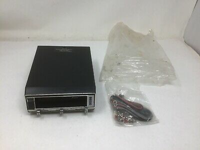 NOS Kraco Under Dash 8-Track Stereo Player KS-400D 12VDC Never Used