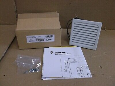 SF0416414 Pentair Hoffman NEW In Box Enclosure Cooling 115V Filter Fan