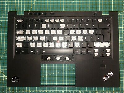 LENOVO THINKPAD X1 Carbon Replacement Keys 1st Gen UK Key P