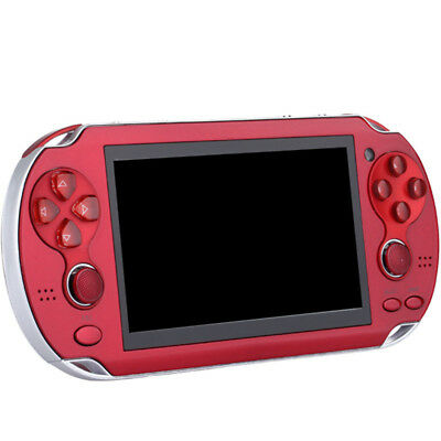 10000 Games Built-In 8GB 4.3''32Bit Portable Handheld Video Game Console-PlayZY