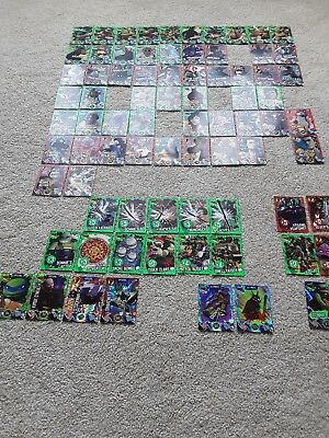 78 Different Panini Teenage Mutant Ninja Turtles Cards 2013