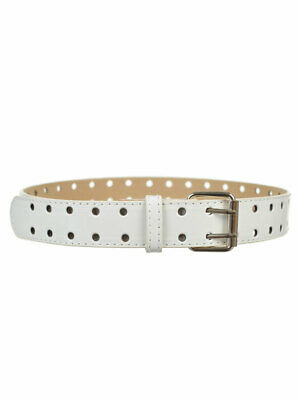 Marilyn Taylor Double Punch Patent Leather Belt