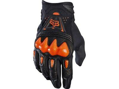 Fox Guanti moto Bobber cross enduro Black/Orange tg. L