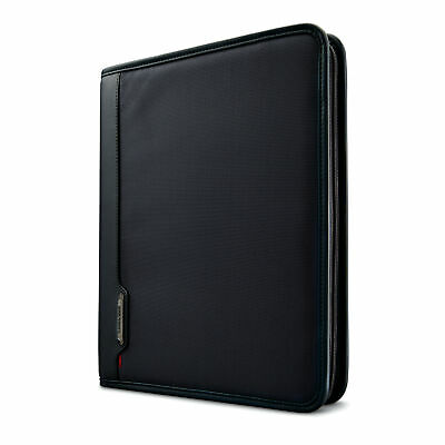 Samsonite Xenon Business Zip Portfolio Black - Luggage