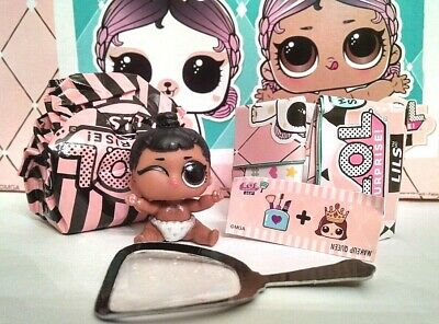 NEW LOL Surprise DOLL HER LIL MAJESTY L.O.L. Makeover Series LILS PARTIAL SEALED