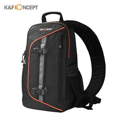 K&F DSLR Camera Backpack Shoulder Bag Waterproof  for Canon Nikon Outdoor M2P1