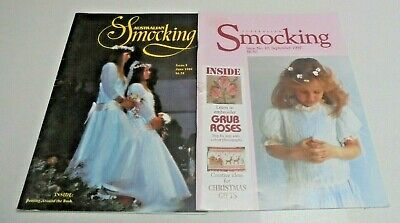 Australian Smocking Issue 10 Australian Smocking Issue 9 -  Smocking books