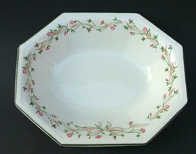 Johnson Brothers Eternal Beau Oval Open Vegetable Serving Dish 24cm - in VGC