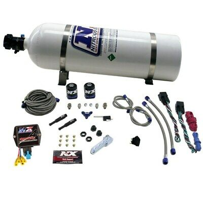 Nitrous Express NXD4000 Nx Nitrous Oxide System Kit SX2D Dual Stage Diesel