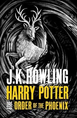 Harry Potter and the Order of the Phoenix by J. K. Rowling 9781408865439