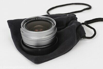 Fujifilm WCL-X100 Wide Conversion Lens for the X100/X100S/X100T/X100F