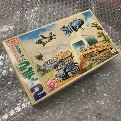 Automotive Old Imai Thunderbird Container Set Plastic Model Vintage Very Rare From Japan R9