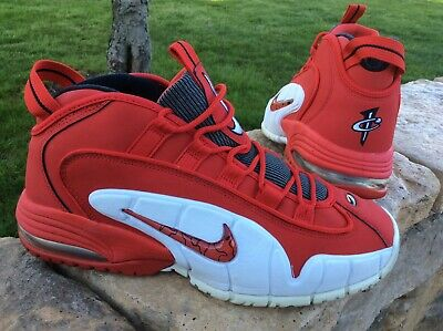 best loved 6e042 23cb0 Men s SIZE 10.5 NIKE AIR MAX PENNY 1  Rival Pack  athletic shoes,