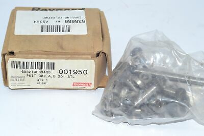 NEW Rexnord 001950 Thomas Disc Pack Hardware Kit Series PKIT DBZ, Cplg Size 201