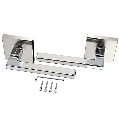 AVALON 0531 - DUMMY (French Closet) Door Handle / Lever Set (NO LATCH MECHANISM)