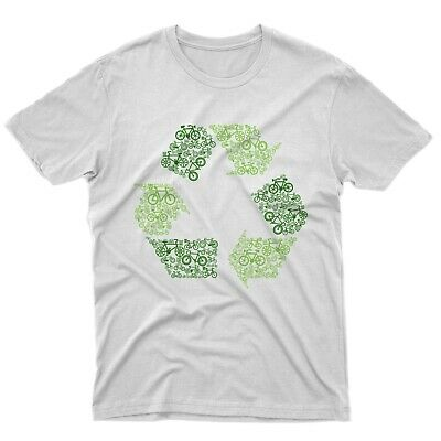 Recycling T Shirt Recycle Green Leonard Sheldon Cooper The Big Bang Theory Cool